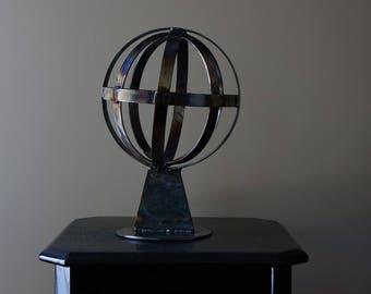 "3/4"" Ribbon Globe"