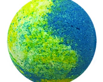Large Caribbean Coconut Bath Bomb 5 oz.