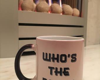 Who's the Boss Magic Mug