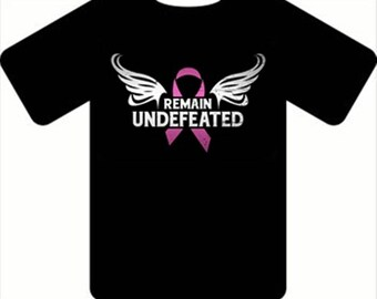 Remain Undefeated T-shirt