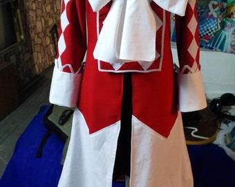 Pandora Hearts Alice cosplay costume