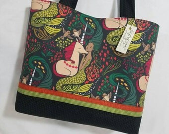 Mermaid and Unicorns Bags by April tote bag So Lovely!