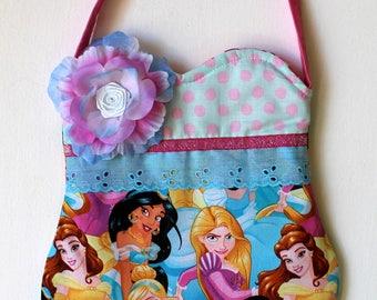 Princess Party Purse, girls purse, toddler purse