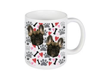 Custom Pet Mug, Pet Lovers Gift, Personalized Mug, Personalized Cup, Coffee Cup, Custom Coffee Mug, Coffee Mug, Photo Mug --62146-CM03-600