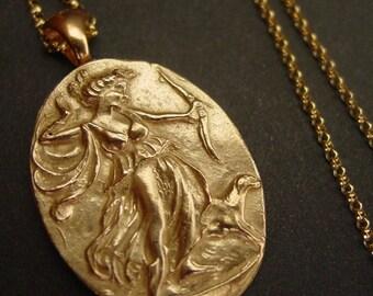 Artemis | Diana the Huntress - Necklace