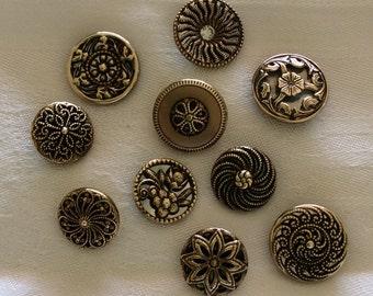 Ten Twinkles - Mirror Back Buttons -
