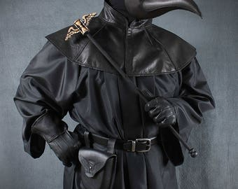 Plague Doctor Costume, Maximus mask