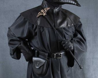 Plague Dr Costume, Schnabel mask