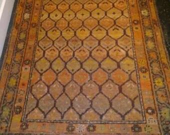 Magic Carpet, at Nestbox Vintage Rich Browns Boho Chic