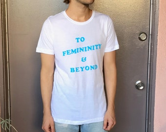 To Femininity & Beyond - White