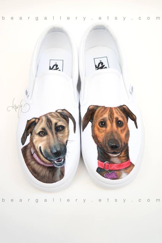 vans dog shoes