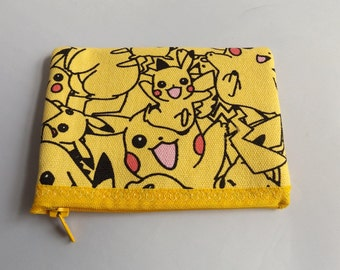 Pokemon Coin Purse-Handmade   Nintendo
