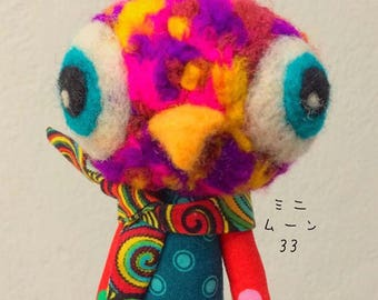 Colorful Owl Doll