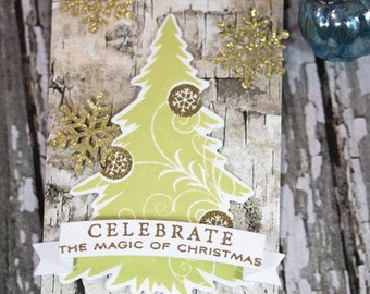 Gift Tags - Celebrate the Magic of Christmas
