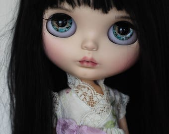 REDUCED OOAK custom Blythe doll by Sharon Avital - 'Lona'