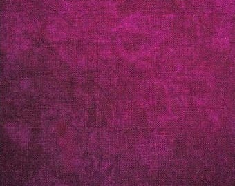 HUNTRESS 18 ct. hand-dyed cross stitch Aida fabric count Picture This Plus PTP hand embroidery