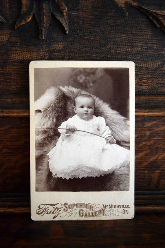 Nobody puts baby in a corner ~ Antique photograph, Portrait, Victorian, Edwardian