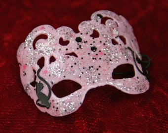 Mask for Barbie Pink Kitty