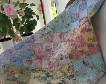 """Handmade quilt #2 48"""" x 38"""""""