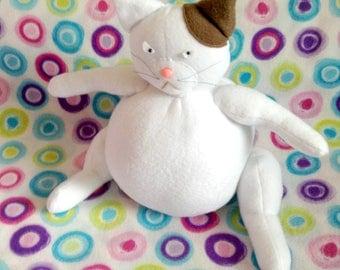 "Large Muta ""The Cat Returns"" Plush Kitty"