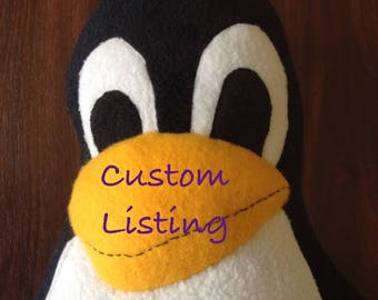 Custom Listing for Thijs