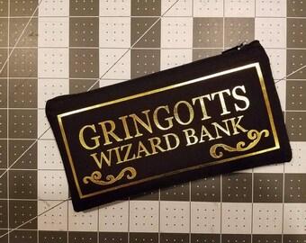 Gringotts Money bag