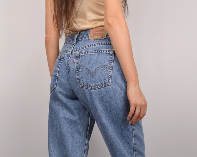 """Levi's 550 Tapered Jeans / 29""""W"""