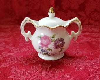 Norleans Japan Mini Covered Sugar Bowl