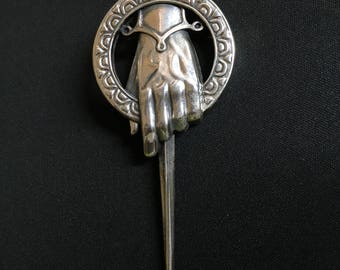 Sterling Silver Game Of Thrones HAND Of The KING / QUEEN