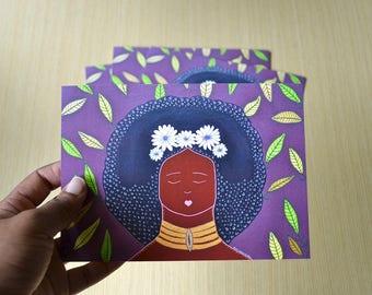 Oanwani • 5x7 Print