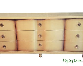 Customizable Hollywood regency Dresser