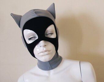 Catwoman Cowl