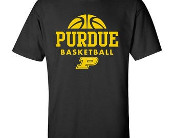 Purdue Boilermakers Basketball Hype T-Shirt
