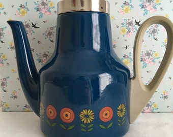 Siegverk enamel coffee pot