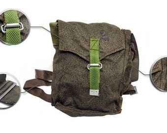 Messenger bag, cosplay fallout survival made in europe, Canvas crossbody, cross body bags, back to school, military style travel hobo