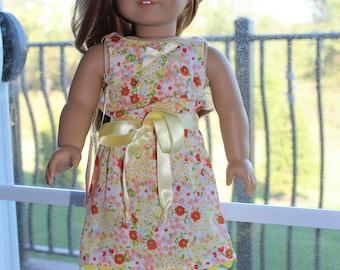 Sunshine with Flowers Dress