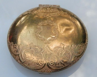 Compact Vintage Collectible