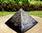 "Orgone Pyramid ""No Frills"" - Spiritual Gift - Feng Shui Decor - EMF Protection - Yoga Meditation Aid"