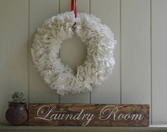Laundry Room Sign, Wooden Sign, Laundry Sign, Laundry Room Decor, Rustic Laundry Room Decor, Housewarming Gift, Gift Idea, Laundry Sign