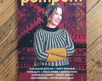 Pompom Quarterly Fall 2017 Edition