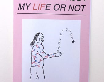 Should I Enjoy My Life Or Not - Book