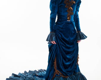 Lucille Sharpe Crimson Peak Costume