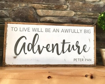Rustic Farmhouse Sign, Large Distressed Wood Signs, Quote Sign, Rustic Chic Signs, Farmhouse Wood Sign, Vintage Sign, Reclaimed Wood Sign