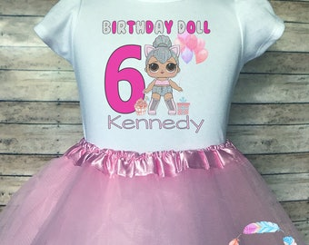 LOL Birthday Shirt, Lol Party, LOL Doll Shirt, LOL Surprise, Lol Shirt, Surprise Doll, Personalized Birthday Shirt, Custom Lol Party Shirt