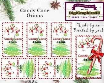Candy gram | Etsy