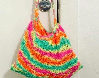 Rainbow Sherbet Handbag