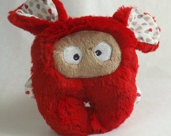 "Red toy ""mini bug"" by Chatfildroit"