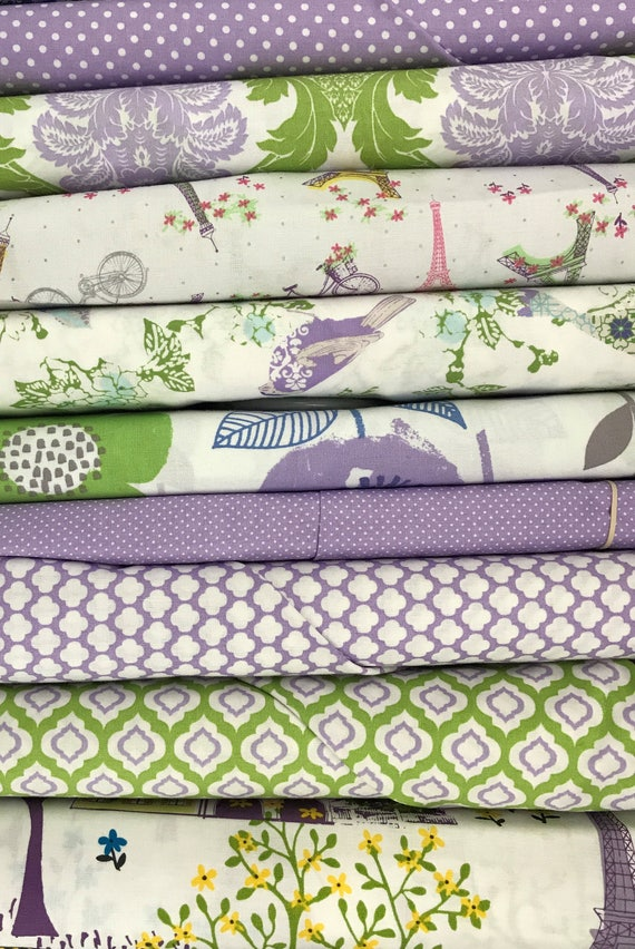 Cotton pajama bottoms/purple and green,matching pajama bottoms/mommy and me/bridal party pajamas/girls pajama bottoms/womens pajama bottoms