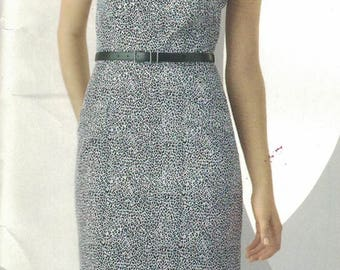 Sewing Pattern Simplicity 0563 New Look  Dress sz 8-18 FREE SHIPPING in the USA!!!!