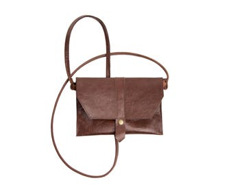 Valentine's day, Cross Body Purse, brown leather cross body, bag purse, shoulder bag